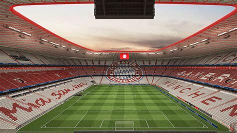 allianz arena innen dedicated fc bayern design for allianz arena fc bayern