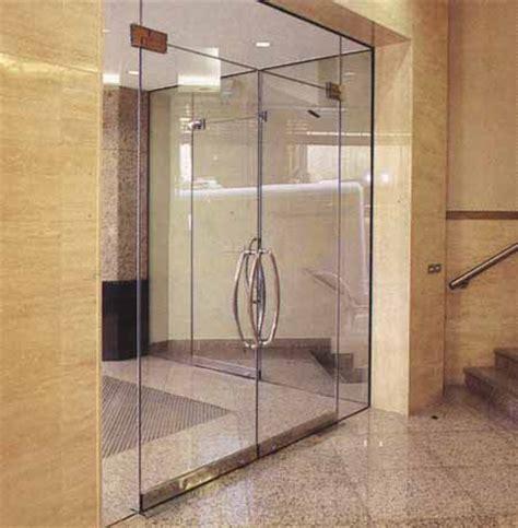 Frameless Glass Entrance Doors Door Systems