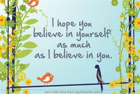I Believe In You i believe in you ecard joyful turtle