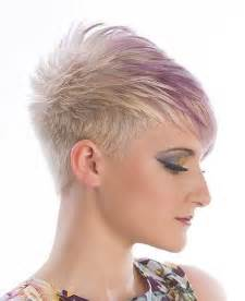 funky hairstyles for 2015 and age 40 20 short funky haircuts short hairstyles 2016 2017