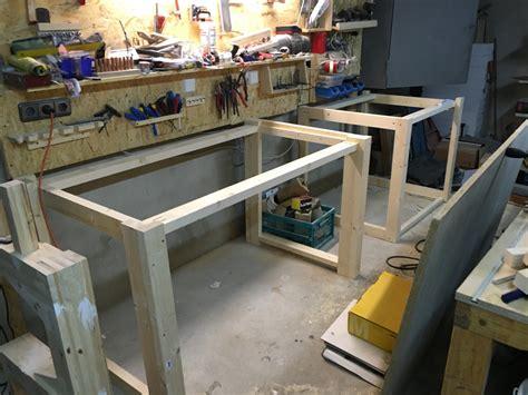schubladenkasten selber bauen werkbank schubladen selber bauen grafffit