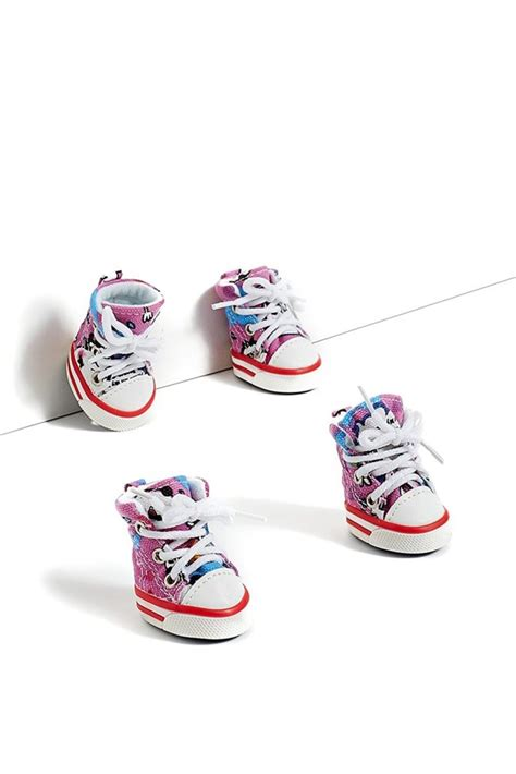 shoes for shih tzu to small sneakers canvas shoes for yorkie chihuahua pom