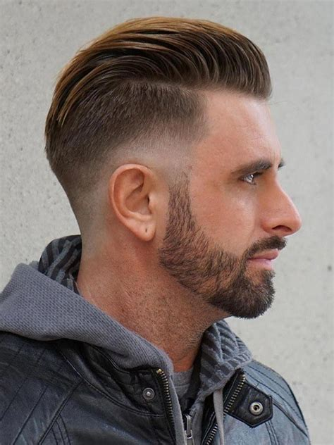 picture of mens hair from behind what is drop fade 7 classiest drop fade haircuts