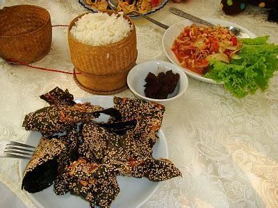 cuisine laotienne la cuisine laotienne paperblog