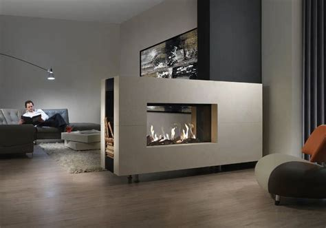 2 sided electric fireplace two sided electric fireplace domaine