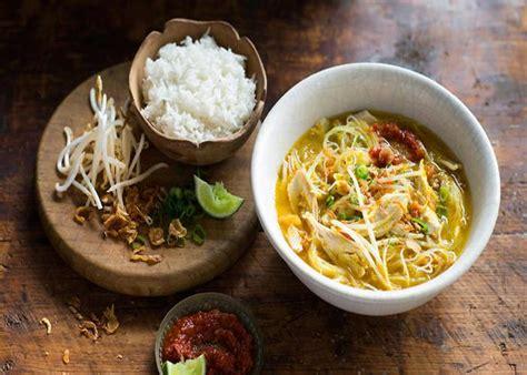 resep membuat soto ayam kuning 15 aneka resep soto ayam nusantara yang dijamin top cek