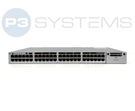 Value Series 3850 Fp Mates Cisco 3850 Series Switches