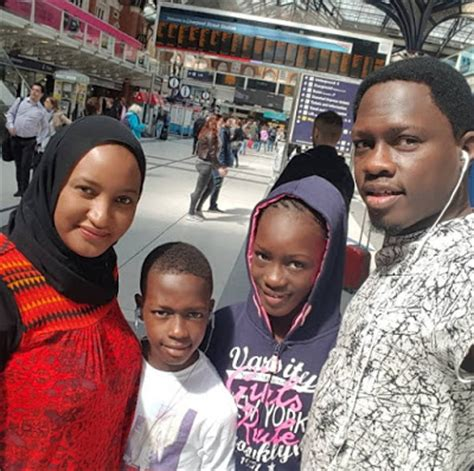 ali nuhu new wife in pictures hausa actor ali nuhu family on vacation in