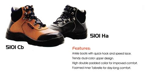 Sepatu Cheetah 5101 Ha Cheetah Safety Shoes 5101 Cb 5101 Ha