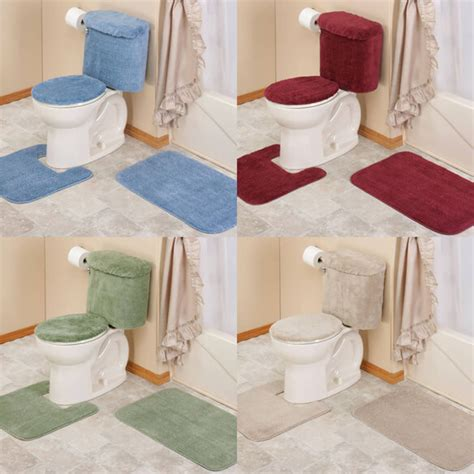 5 piece bathroom set 5 piece bathroom rug set roselawnlutheran