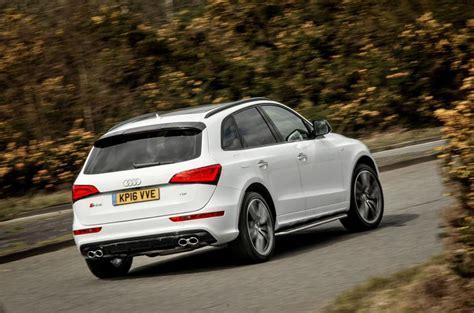 Audi Sq5 Uk by 2016 Audi Sq5 Plus Review Review Autocar
