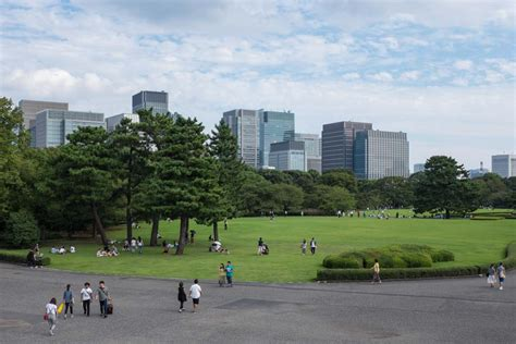 East Garden by Imperial Palace East Gardens Japanistry