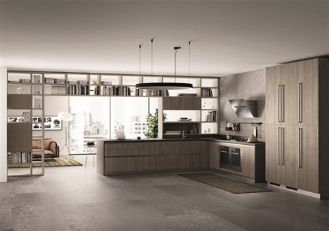 Bella Cucine Ikea Commenti #1: scavolini-cucina-legno.jpg
