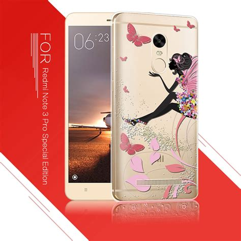 Rubber 4d Stitch Xiaomi Redmi Note 3 Note 3 Pro for xiaomi redmi note 3 pro special edition soft tpu cover cherry flower for xiaomi