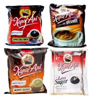Kapal Api White Coffee Bag kapal api coffee citra sukses international