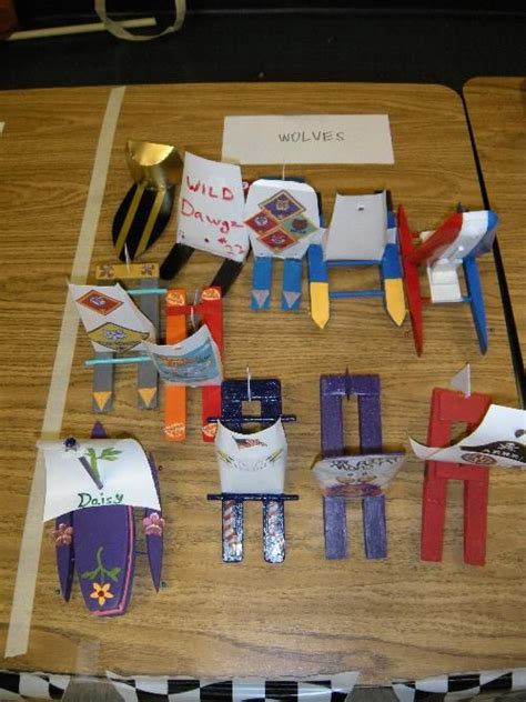 cub scout regatta boat designs raingutter regatta tips and rules group games