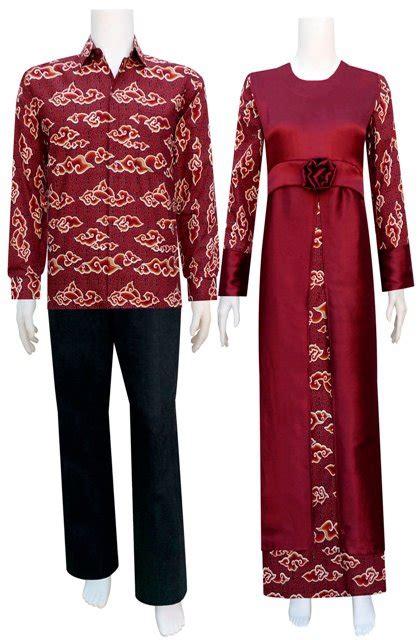 Gamis Batik Pekalongan Maroon toko jual batik sarimbit batik batik