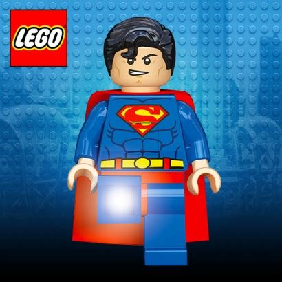 Piyama Sgw Glow Lego Kid 1 lego superman nightlight