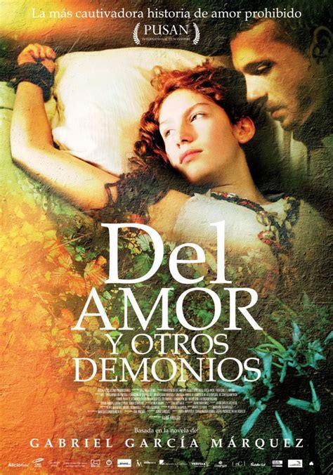 libro del amor y otros cine colombiano del amor y otros demonios proim 225 genes colombia