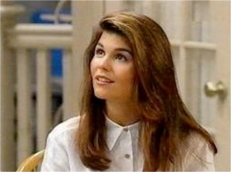 what year did full house air lori loughlin aunt becky does she or doesn t she mount rantmore