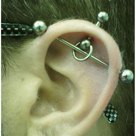 tattoo and piercing questions fun helix piercing scaffold not by me studio xiii gallery