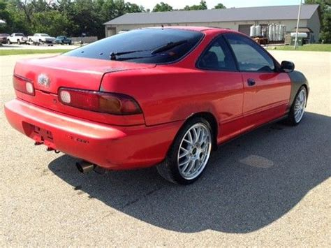 how make cars 1997 acura integra transmission control find used 1997 acura integra rs 5 speed new trans new wheels runs solid needs paint in