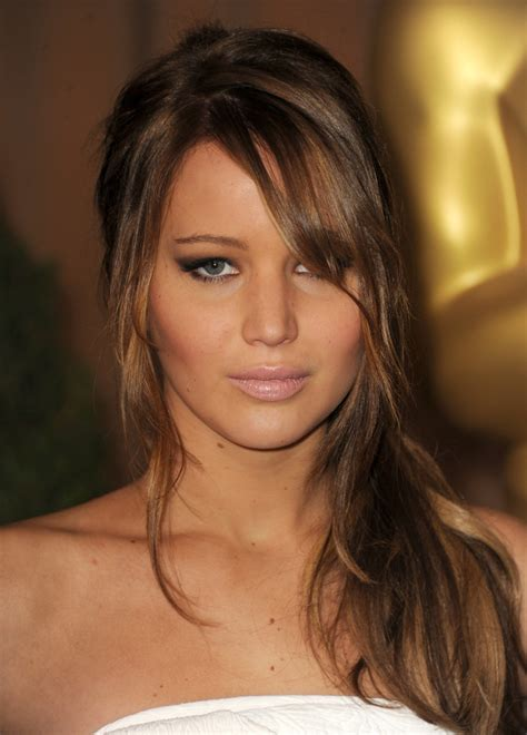 jennifer lawrence hair colors for two toned pixie ranking jennifer lawrence s hairstyles in 2013