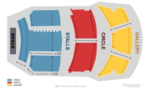 Opera House Seating Plan Manchester Manchester Opera House Tickets Upcoming Events Listings Stereoboard