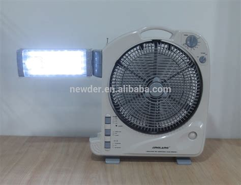 where to buy battery operated fans 12 quot rechargeable battery operated fan with light model