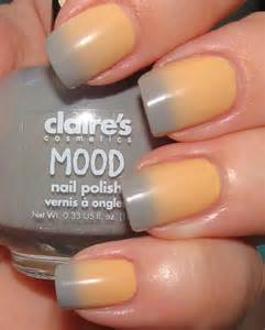 mood color nail quot mood quot color changing nail creative and beautiful