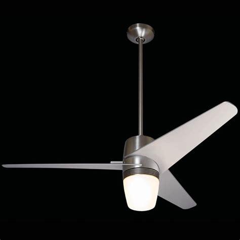 modern fan velo light kit modern ceiling fans by