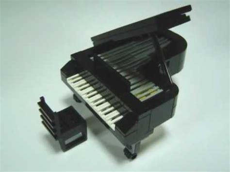 piano tutorial lego house lego grand piano instructions youtube