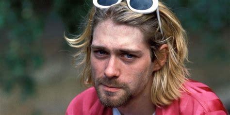 Kurt Cobain Hairstyle by My With Kurt Cobain