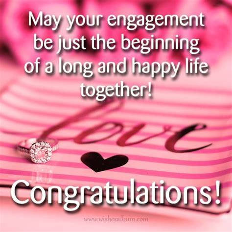 Engagement Wishes and Congratulation Messages   Greetings