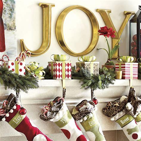 gift box stocking holder traditional christmas