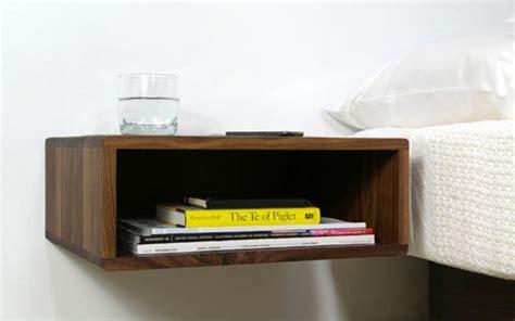 bedside shelf 10 super chic floating bedside table designs for the