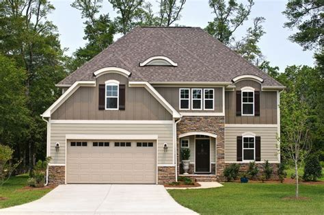 siding monterey taupe board batten timberbark trim board cobblestone trim paint accessible