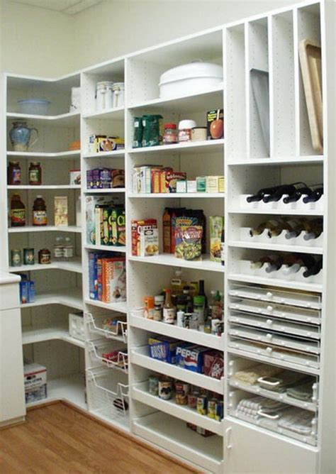 Pantry Organization Solutions 31 kitchen pantry organization ideas storage solutions