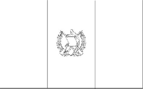 guatemala flag coloring page