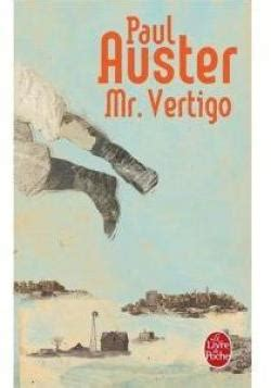 mr vertigo mr vertigo paul auster babelio