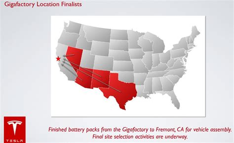 Tesla Giga Factory Location Tesla Fremont Location Tesla Free Engine Image For User