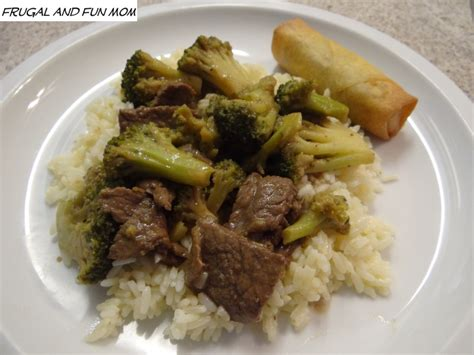 chinese inspired beef  broccoli recipe simple