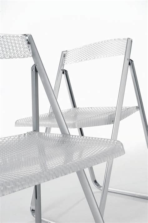 sedie pieghevoli kartell honeycomb sedia pieghevole kartell in alluminio con