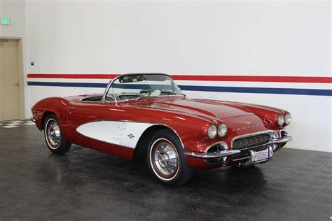 1961 corvette 4 speed for sale chevrolet corvette