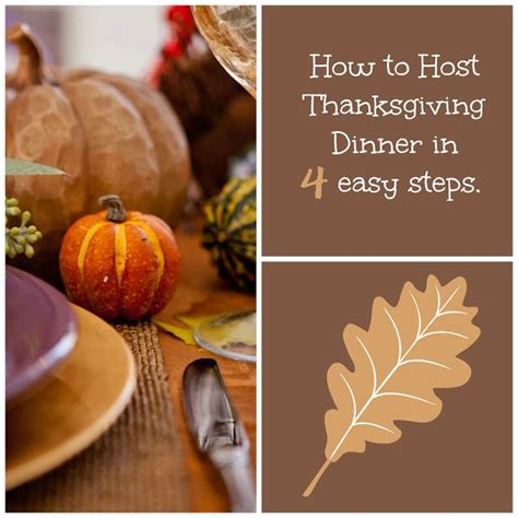 tips for hosting a dinner 211 best images about thanksgiving on