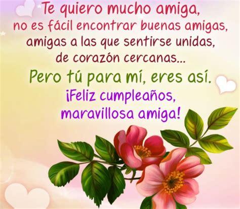 imagenes y mensajes de cumpleaños para una amiga especial frases para cumplea 241 os para una amiga imagenes de feliz