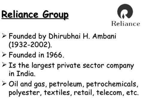 Mba In And Gas In India by Growth Of Mukesh Anil Ambani After The