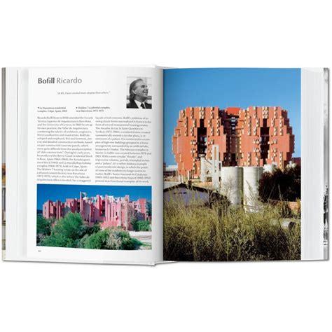 libro modern architecture a z modern architecture a z taschen libri it