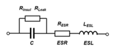 electrolytic capacitor equivalent circuit talk capacitor types
