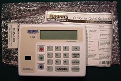 brinks home security systems login
